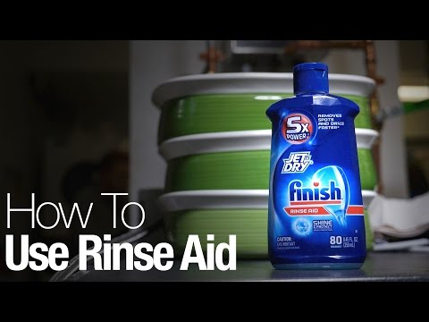 How to make your dishwasher dry dishes better: Use rinse aid