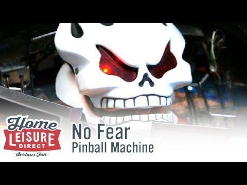 No Fear: Dangerous Sports Pinball Machine (Williams 1995)