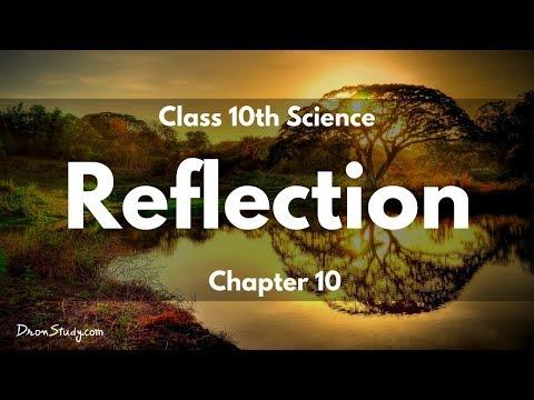 Reflection : CBSE Class 10 X Science (Physics)