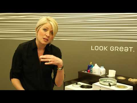 Tips on Faster Leg Waxing : Waxing Tips & Tricks