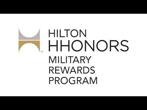 Hilton HHonors Military Rewards Program