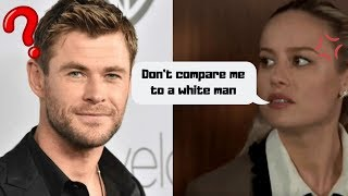Download Brie Larson VS Chris Hemsworth AND Don Cheadle AND Jeremy Renner Video