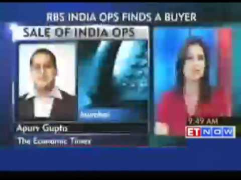 Malaysia based CIMB to buy RBS's India operations