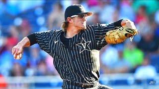 Filthy Fulmer || Vanderbilt RHP Carson Fulmer Highlights ᴴᴰ