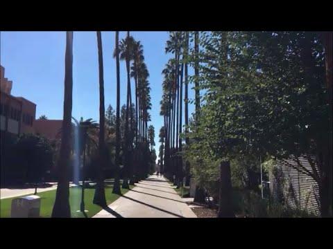 Arizona State University Campus Video Tour