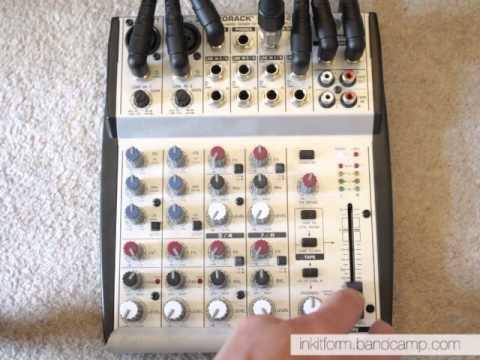 No Input Mixer tutorial