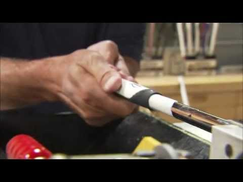 Re-Gripping Golf Clubs - Lamkin Grips