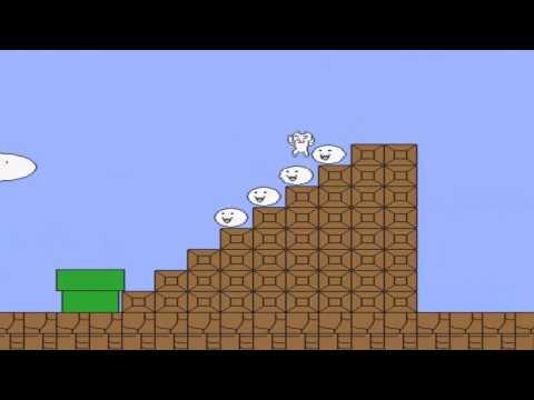 Game made by Satan - Cat Mario (1)