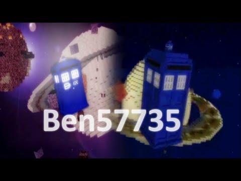 Minecraft Doctor who intros MONTAGE - ben57735