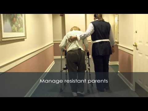 How to Move Elderly Parents | seniorcarehelper.com