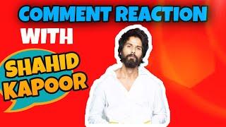 Shahid Kapoor & Kiara Advani react on Kabir Singh Trailer Comments |  Mirchi Prerna | Filmy Mirchi