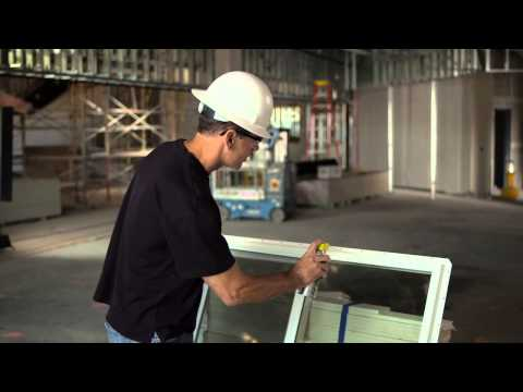 Protecting Vinyl Windows During Installation