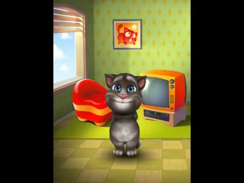 [My Talking Tom] No i dont want a spanking