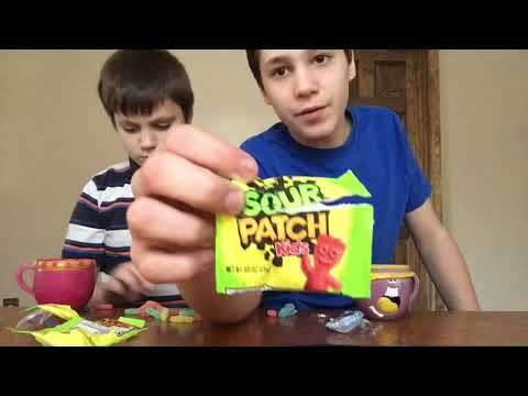 The Sour Candy Challenge Part 3