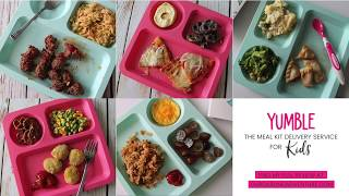 Yumble Kids | Meal Subscription Review