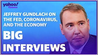 Jeffrey Gundlach on coronavirus recession: A V-shaped recovery is 'highly optimistic' [Full]