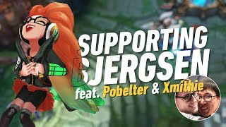 Download Doublelift - SUPPORTING BJERGSEN (feat. Pobelter & Xmithie) Video