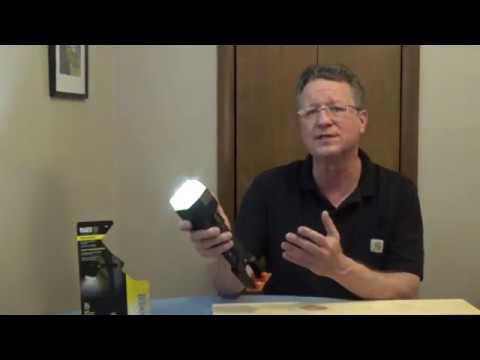 LED Work Light - Clamp Light