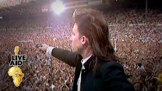 U2 - Bad (live Aid 1985)