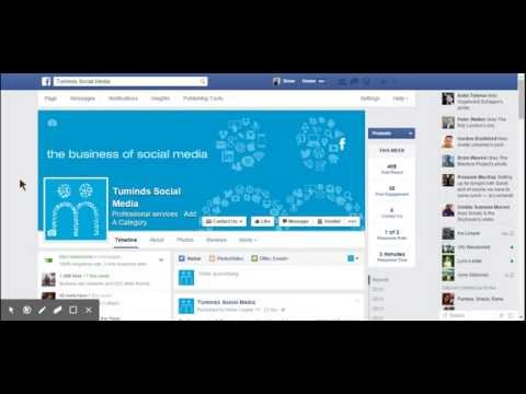 Move Facebook reviews to the top (Business page)
