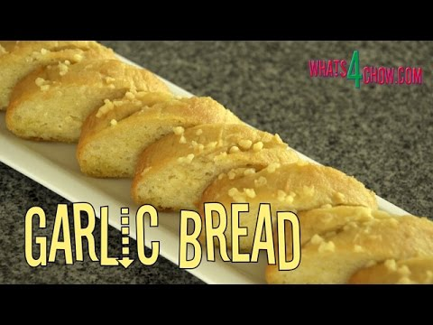 How to Make Garlic Bread. Make the Most Delicious Garlic Bread Using Baguettes.