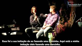 Jared e Jensen - Vestindo um Jeans Apertado (VegasCon 2017)