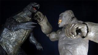 Lanard Kong : Skull Island King Kong 18 Inch 2017 Mega Figure Review