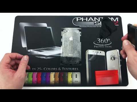 iPhone 8 Screen Protector and Full Body Skin Installation - PhantomSkinz