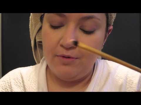 Foundation routine- w/Laura Mercier products