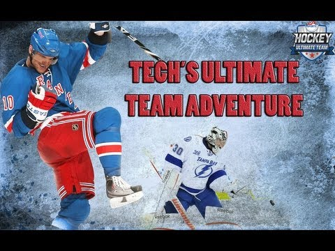 NHL13: Tech's Ultimate Team Adventure Ep 16.