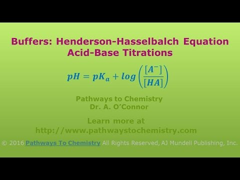 Introduction to Buffer Solutions and Acid-Base Titrations