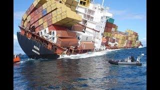 समुद्र में इसलिए डूब जाते हैं विशालकाय जहाज, ये हैं खास वजहें || why-giant-ships-sinks-in-the-ocean?