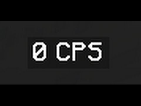 CPS Mod Tutorial - How to properly download it. (Clicks per second)