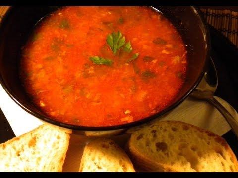 Portuguese  Style Fish Soup -  Low Galore -  Magic Diet