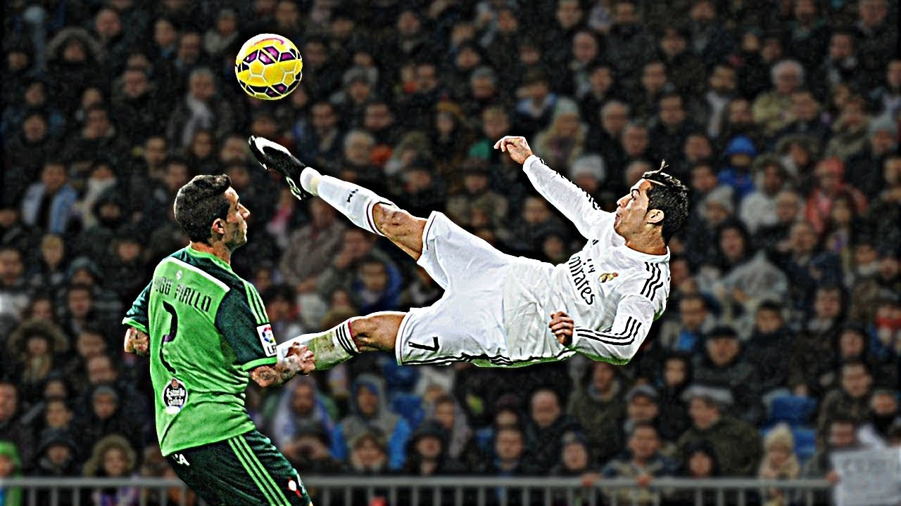 Cristiano Ronaldo Top 10 Impossible Goals ● Is He Human??