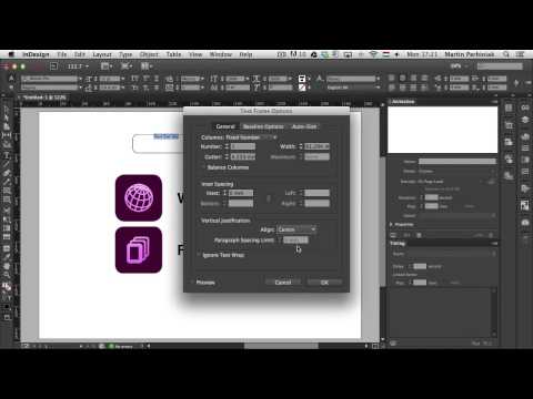 Digital Publishing With InDesign CC: Animation and Timing