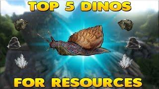 Ragnarok Resource Locations: Metal, Crystal, Oil, Obsidian