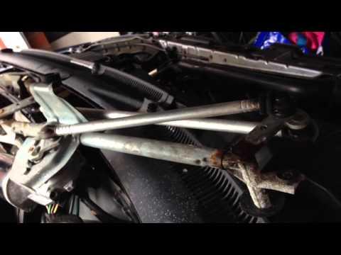 Corsa c wiper motor