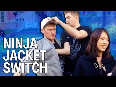 Ninja Jacket Switch