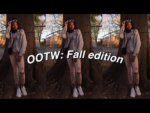 🍂OOTW: FALL EDITION 🍂