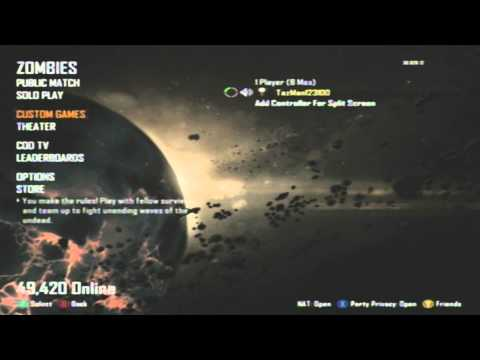 How to get ALCATRAZ on Black ops 2 (Free)