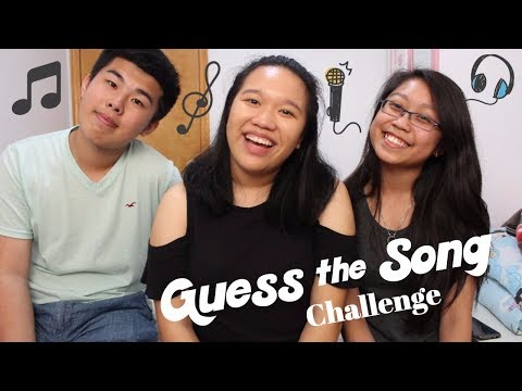 GUESS THE SONG CHALLENGE feat. WINSON