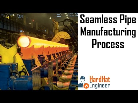 Seamless Pipe Manufacturing Processes – Explained