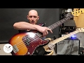 The Jazz bass vs Precision bass thing...? MP4