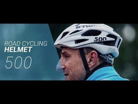 ROAD BIKE HELMET 500 // VELO ROUTE CASQUE 500