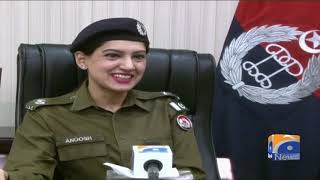 Dr Anoosh Masood Chaudhry First Woman to be appointed as Assistant Superitendent in 2014