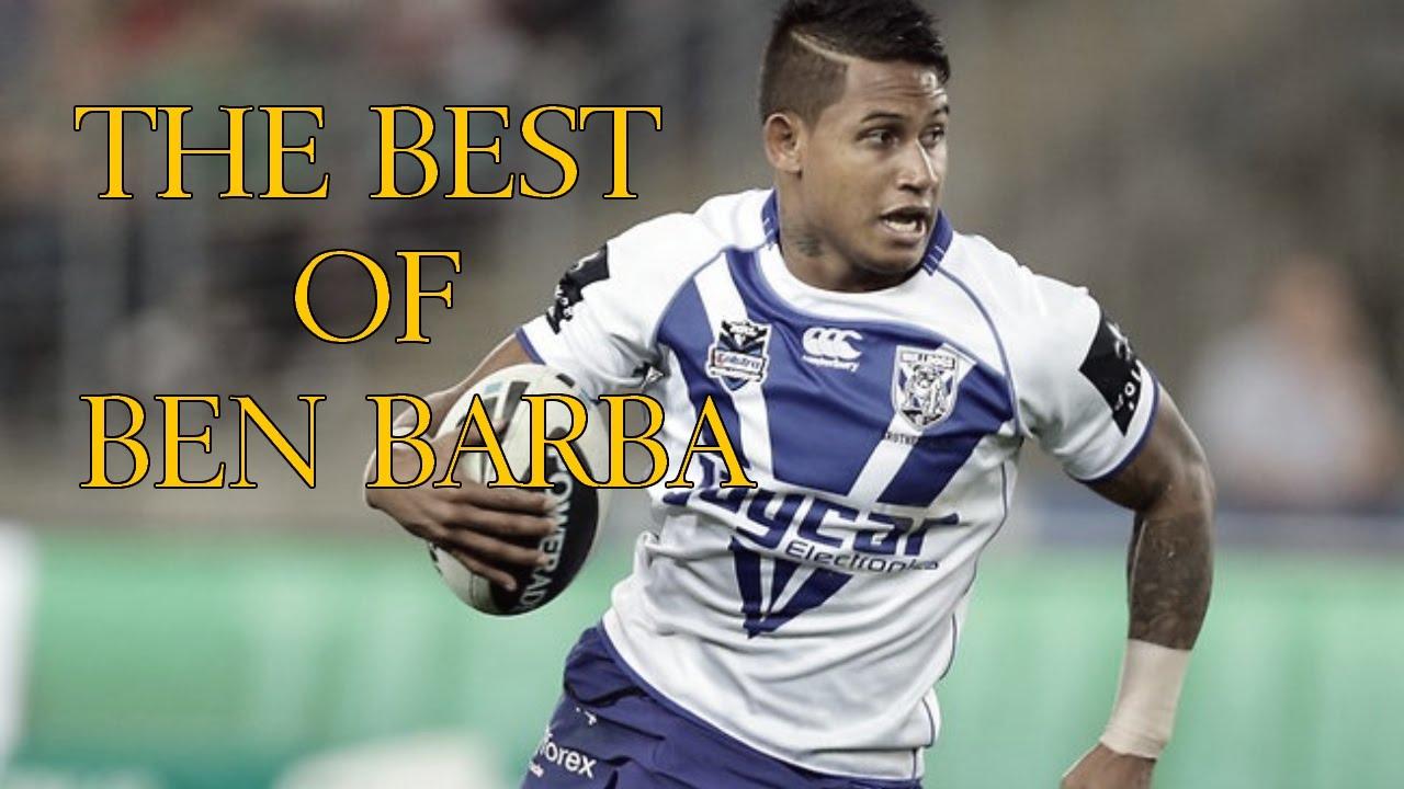 The Best of Ben Barba - Career Highlights ᴴᴰ