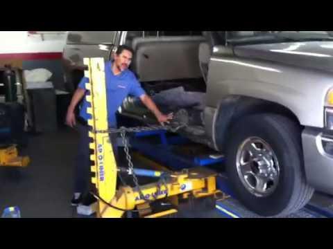 Frame repair/ Truck