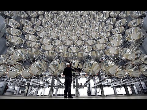 largest artificial sun - Germany successfully made artificial sun, temperature 50 million degrees