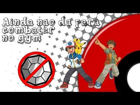 Pokémon World Online #3 | Ainda não dá para combater no gym! ='( [PT-PT]